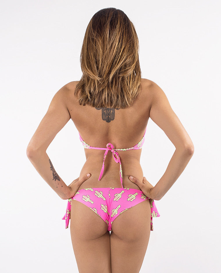 Bottom pink Kaktus