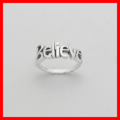 rings; Believe