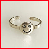 Rings; Happy face