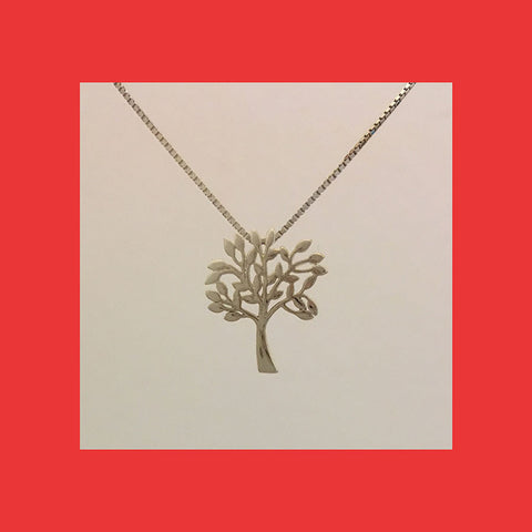 Necklaces; Tree Of Life