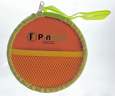 PinFolio - Mini Orange Bird Style! - GoPinPro