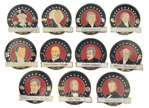 Presidential Pin Collection - GoPinPro