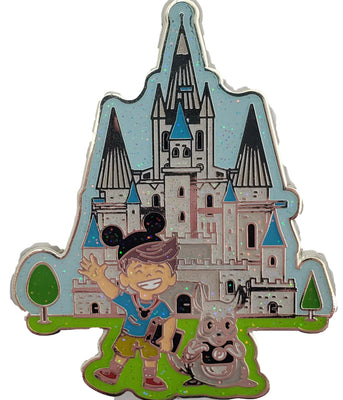 Disney Pins Blog & GoPinPro Castle PIN to benefit Give Kids the World