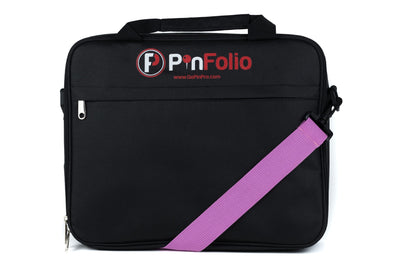 PinFolio Pro with 5 Pages and Stick'N'Go Technology - GoPinPro