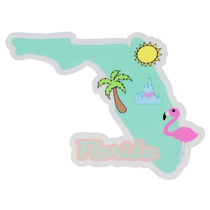 Florida Decal Sticker - GoPinPro