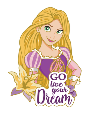 "Disney Licensed Princess ""Empowered"" pin series by GoPinPro - GoPinPro"