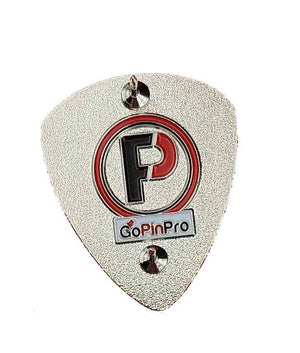 Guitar Pick Holder Lapel Pin - GoPinPro