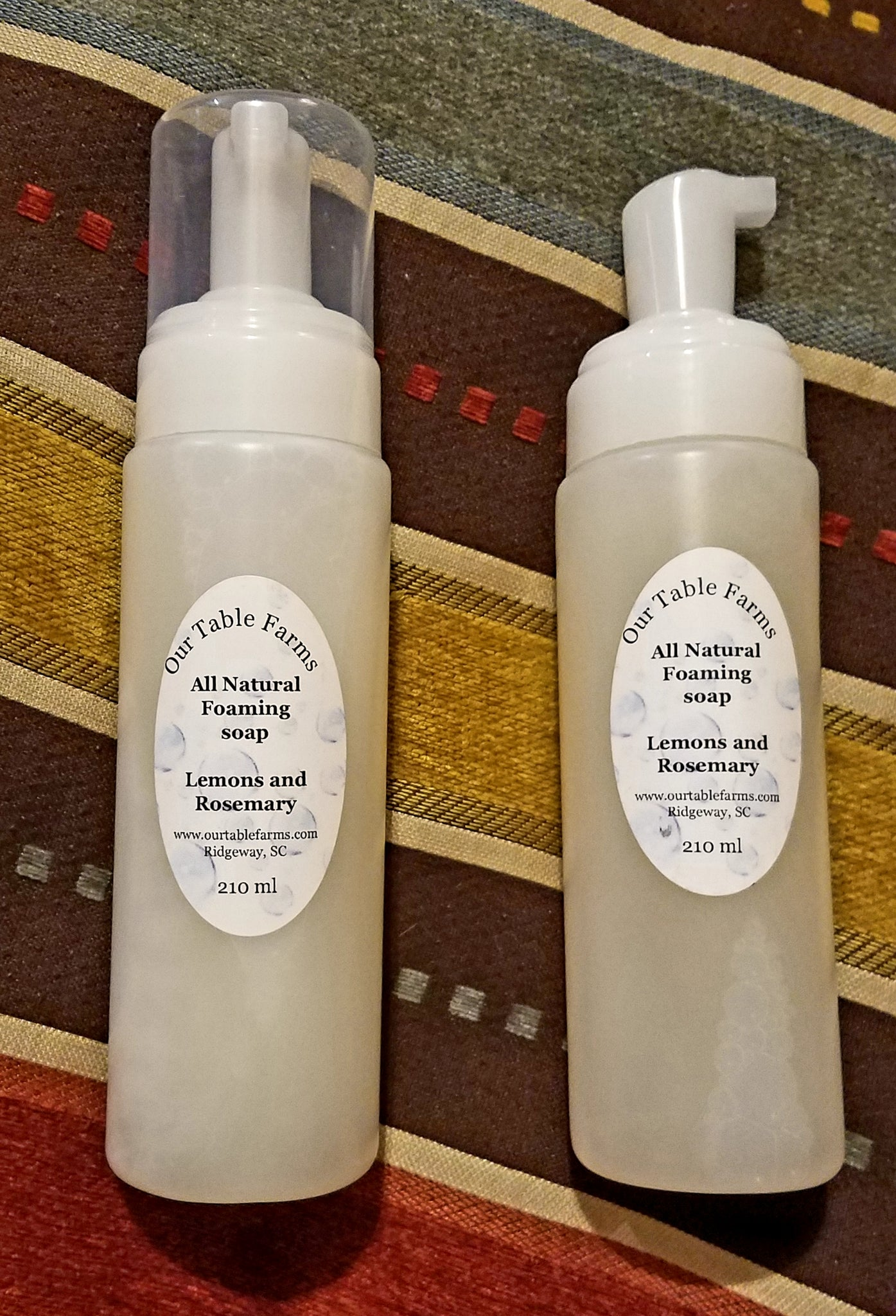 Foaming Liquid Soap