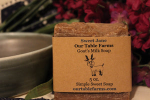 Sweet Jane Rustic