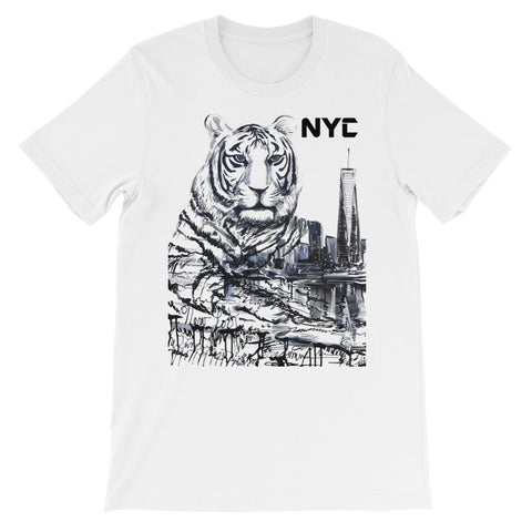 Tiger NYC T's
