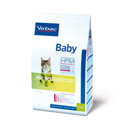 Killing - Baby Pre Neutered Cat Virbac - Vodskov Dyreklinik