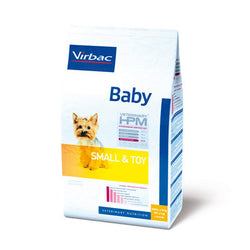 Hvalp - Baby Small and Toy Dog Virbac - Vodskov Dyreklinik
