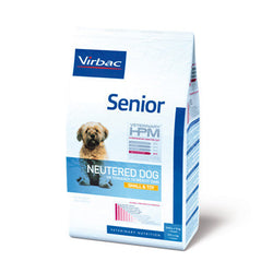 Senior neutraliseret - Senior Neutered Small and Toy Dog Virbac - Vodskov Dyreklinik