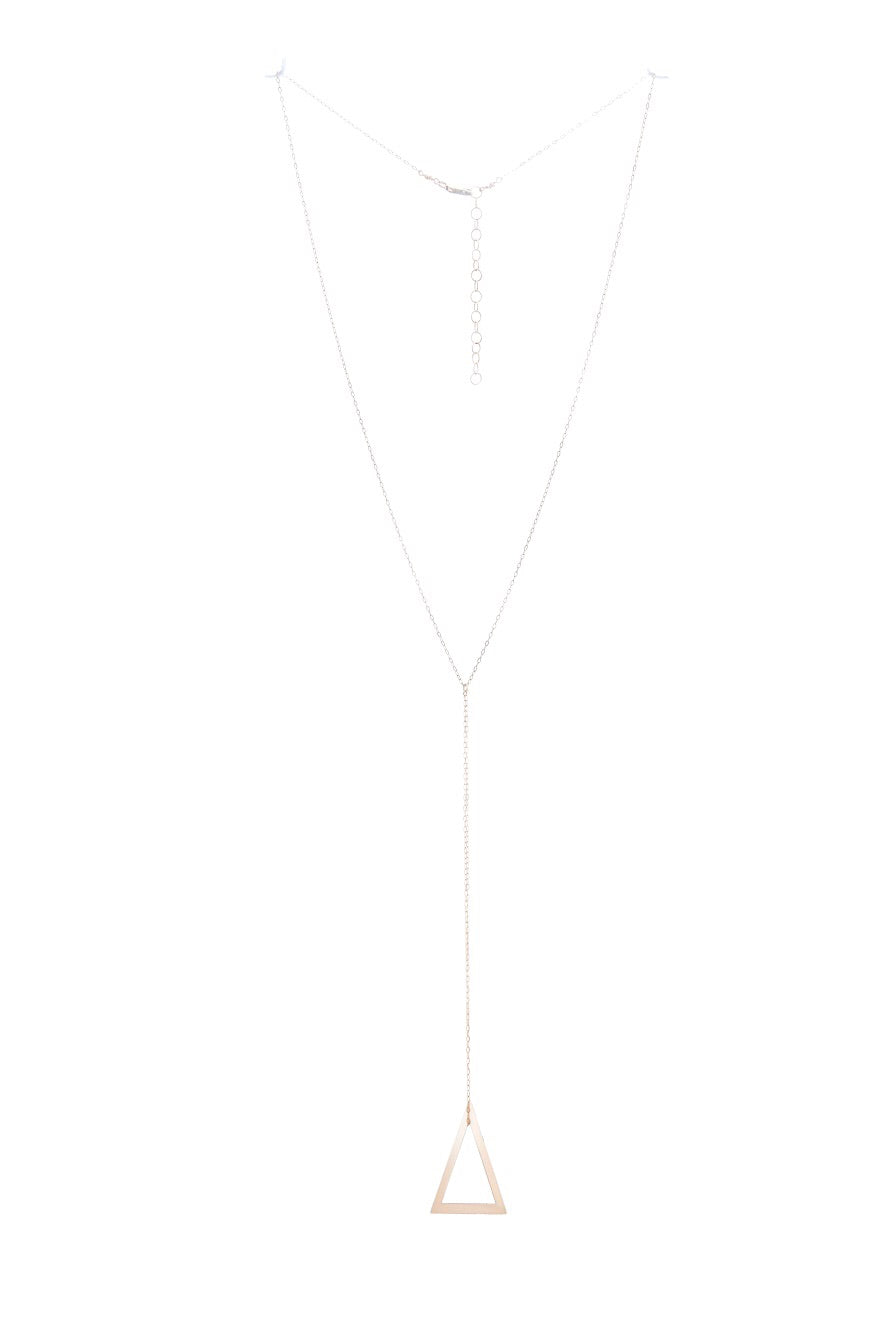 Long Cool Woman Necklace