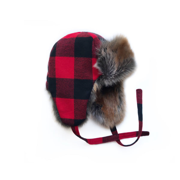 Trapper - Buffalo Plaid