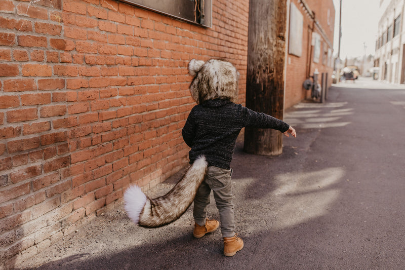 Husky Tail - Child