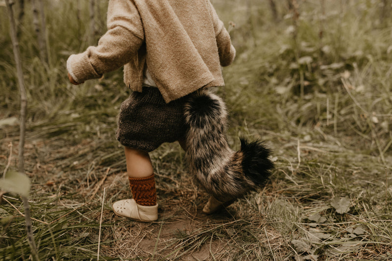 Dire Wolf Tail - Baby
