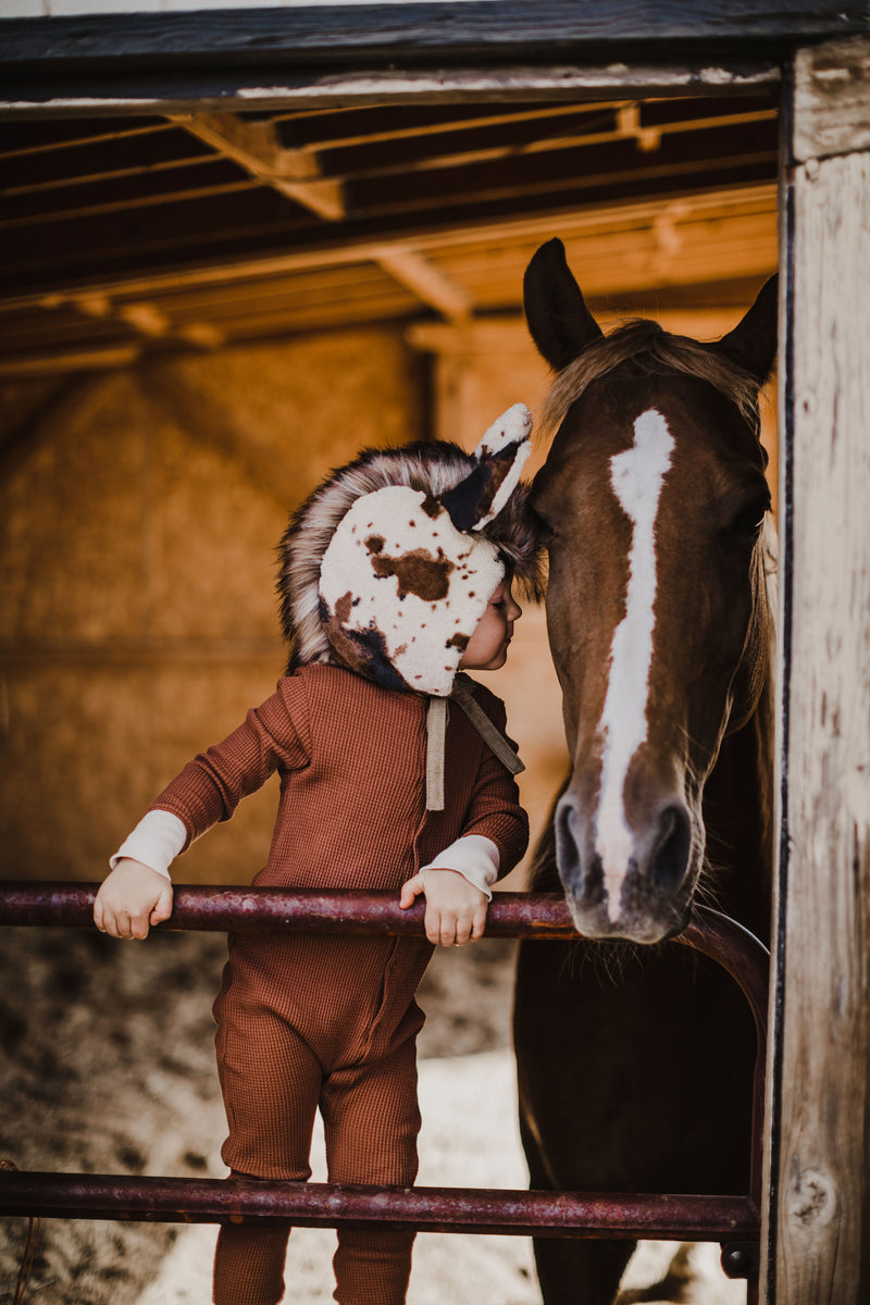 Pony Bonnet