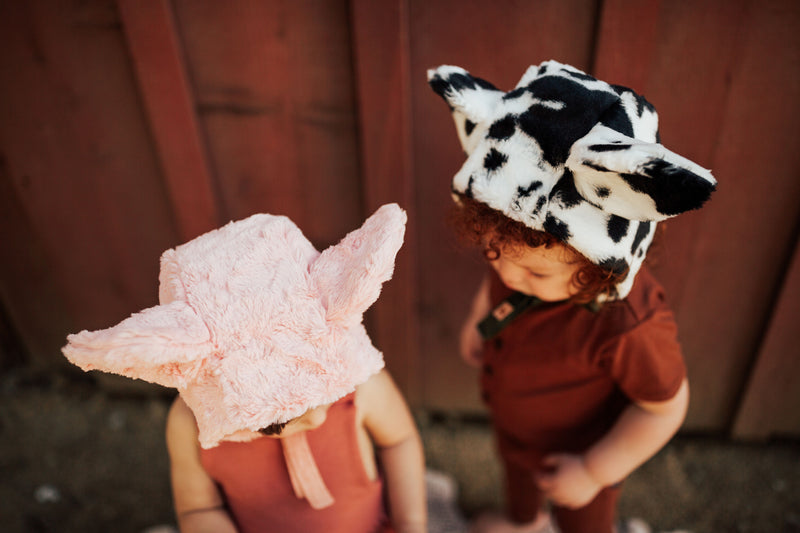 Cow Bonnet