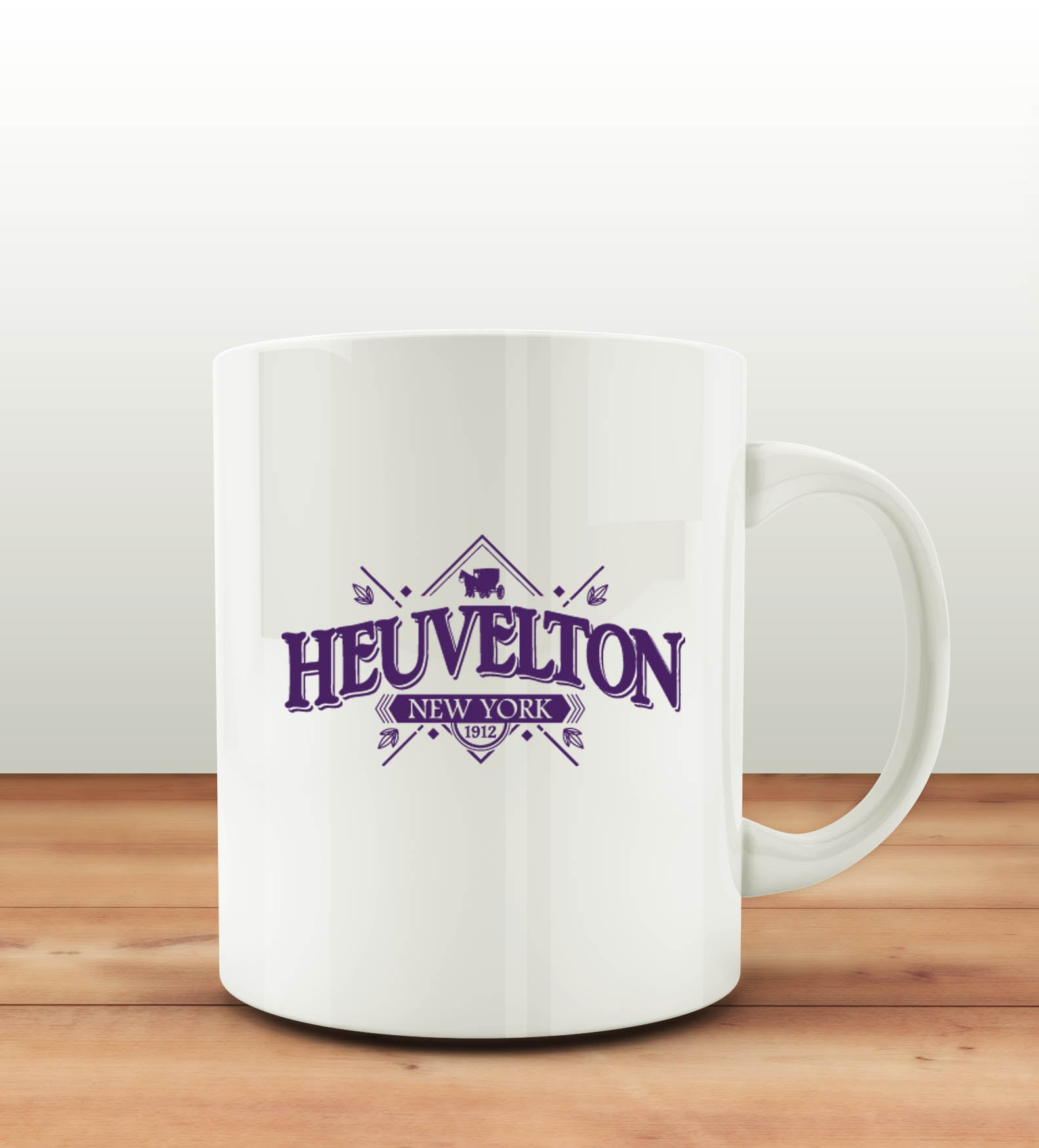 Heuvelton Ceramic Coffee Mug