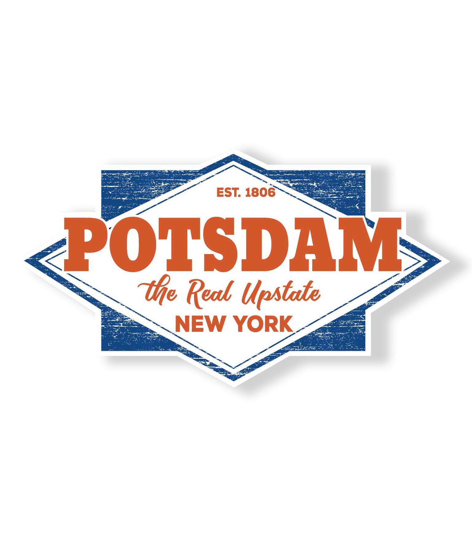 Potsdam Vinyl Decal