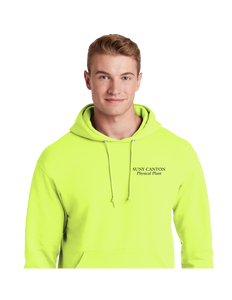 SUNY Canton Physical Plant NuBlend® Pullover Hooded Sweatshirt