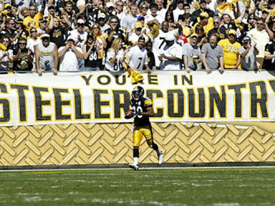 Steeler Country Banner