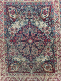 Antique Persian Kerman 2x3