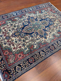 Persian Antique 1920's Farahan 3x5