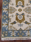 India Rug with Oushak Design 2x3