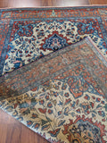 Antique Persian Farahan 4x6