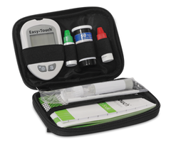 Easy Touch Glucose Meter Kit Diabetic Warehouse