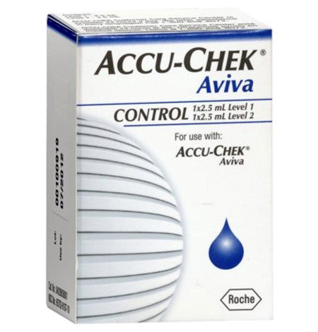 Accu-Chek Aviva Control Solution