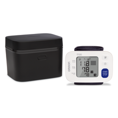 BP6100 - Omron 3 Series Wrist Blood Pressure Monitor with Case