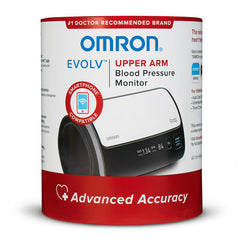 Omron BP7000 - Evolv Wireless Upper Arm Blood Pressure Monitor
