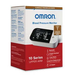 Omron 10 Series Wireless Upper Arm Blood Pressure Monitor (Model BP7450)