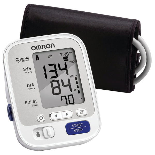 Omron 5 Series Wireless Upper Arm Blood Pressure Monitor BP742N