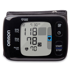 Omron BP6350 - 7 Series Wireless Wrist Blood Pressure Monitor
