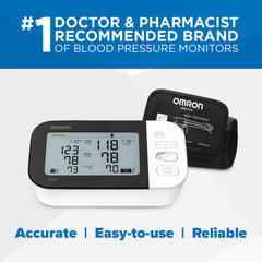 Omron 7 Series Wireless Upper Arm Blood Pressure Monitor BP7350