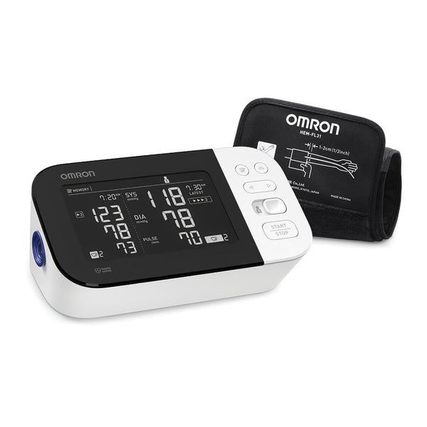 Omron 10 Series Wireless Upper Arm Blood Pressure Monitor BP7450