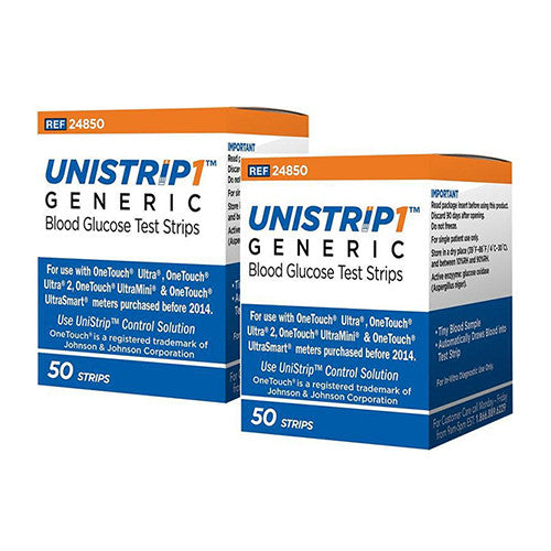 UniStrip Test Strips 100ct