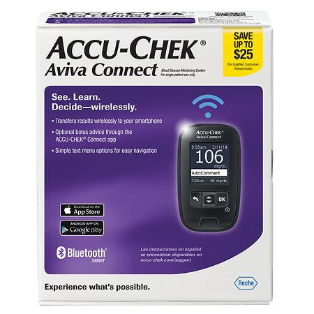 Accu-Chek Aviva Connect Meter Kit