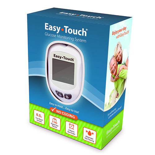 Easy Touch Glucose Meter Kit