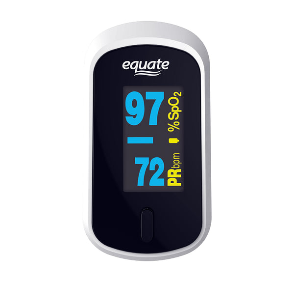 Equate Fingertip Pulse Oximeter