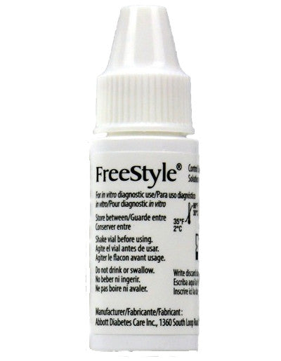 Freestyle Control Solution