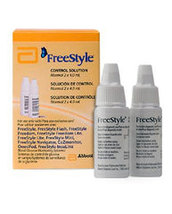 Freestyle Control Solution - 2 Vials