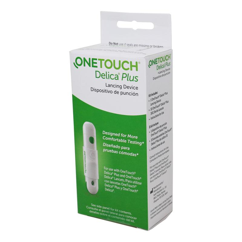 OneTouch Delica Plus Lancing Device