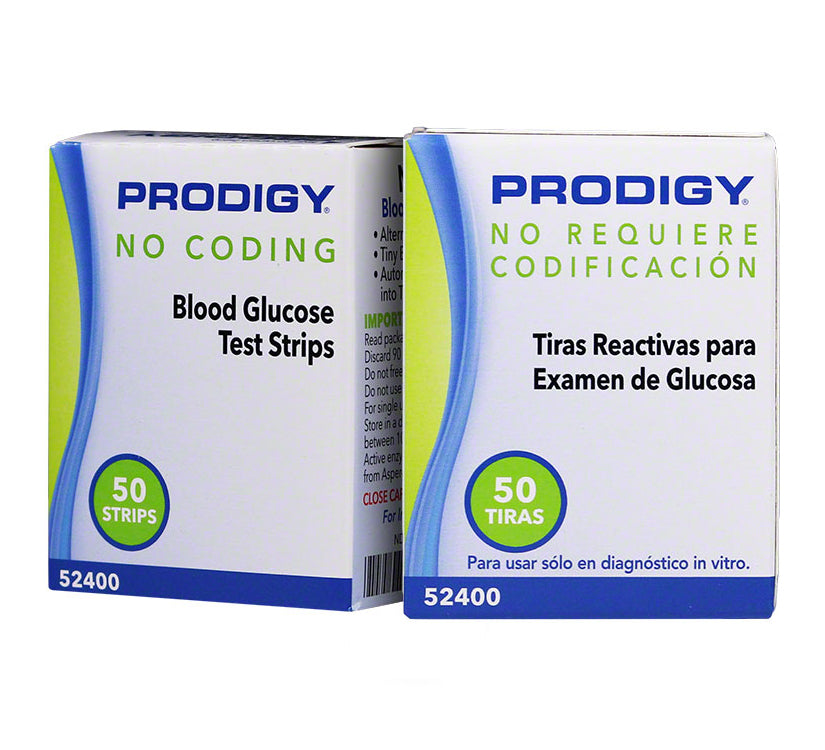 Prodigy AutoCode Test Strips 100ct