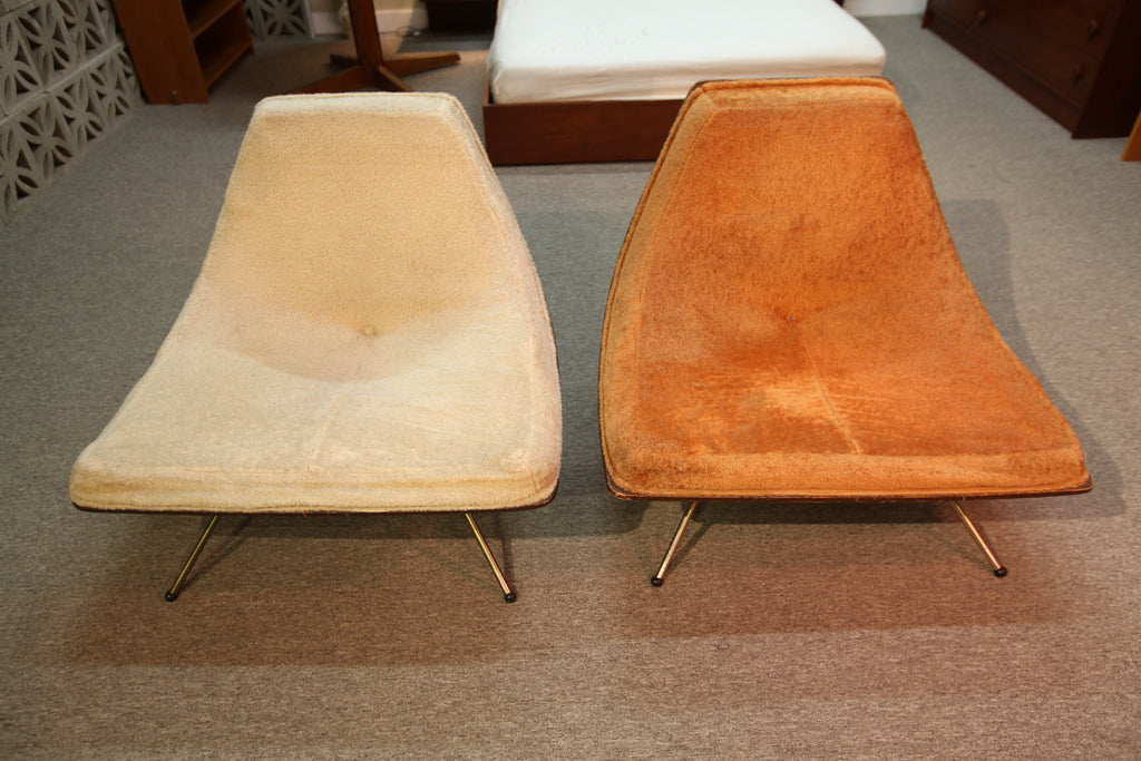 "Original Rare! Winnipeg Chairs by James Donahue (33""W x 32""D x 29.5""H)"