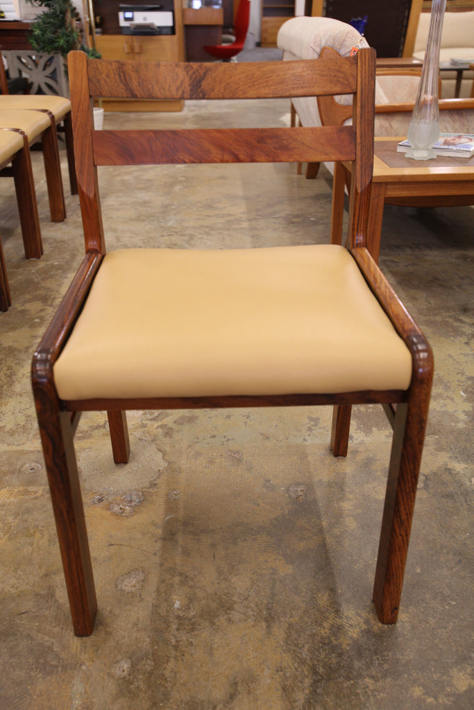 Set of 6 Vintage Skovmand & Andersen Rosewood Dining Chairs